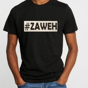 T-Shirt Heren - Zaweh.nl